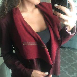 Jackets & Coats - Gorgeous Burgundy Jacket